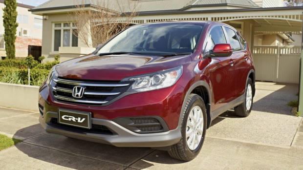 14/Honda/CR-V/VTi/Press/F34