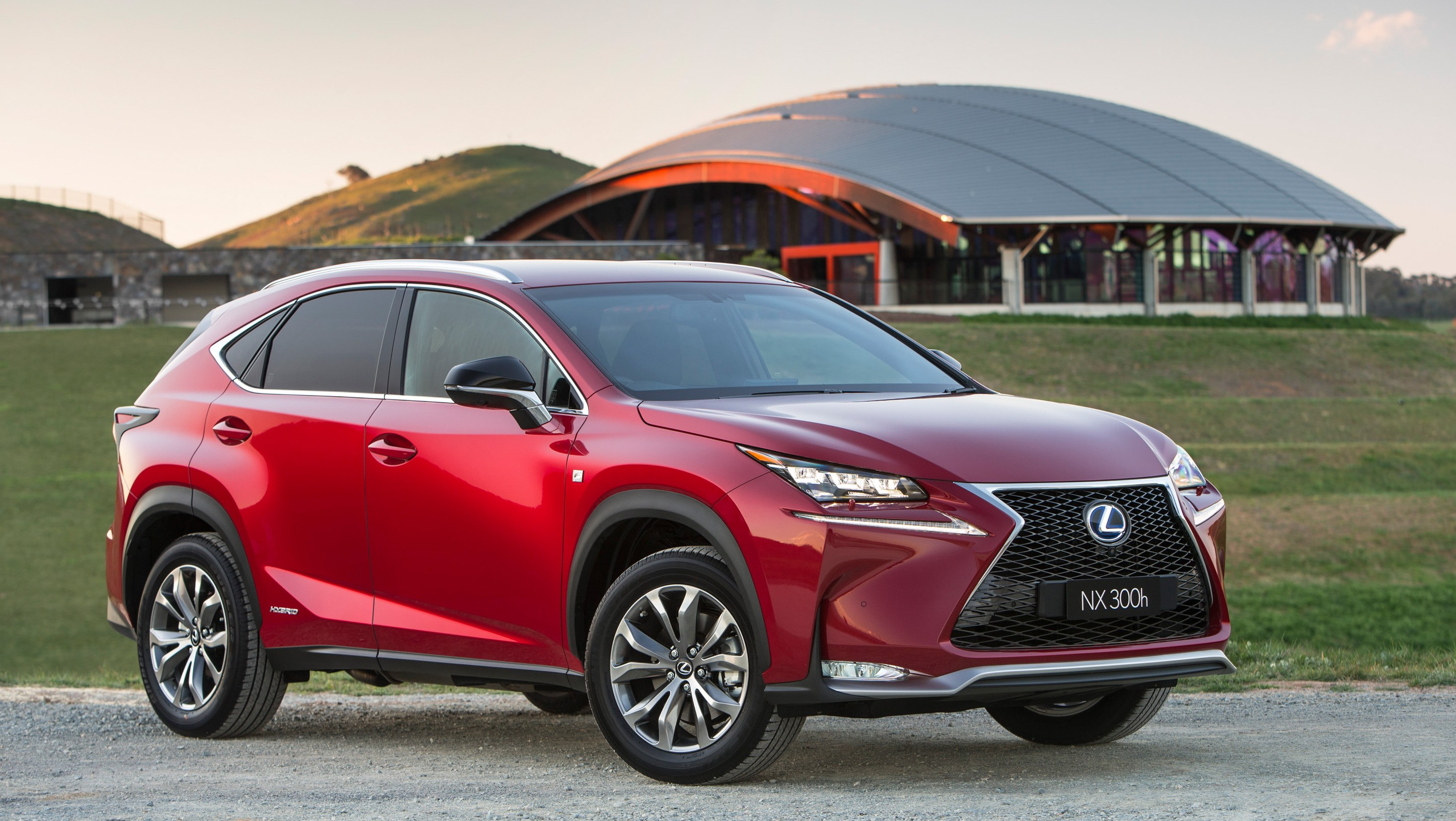 Lexus Nx300h Review 2015 Chasing Cars