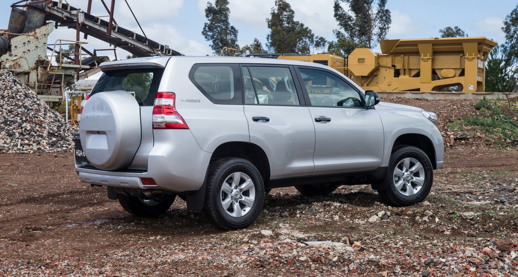 2014 Toyota Land Cruiser Prado Review Gx Gxl Vx Kakadu