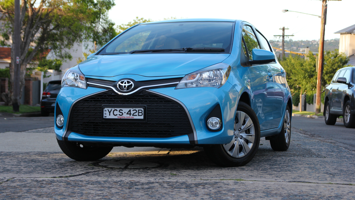 Toyota Yaris Review 2015 Chasing Cars