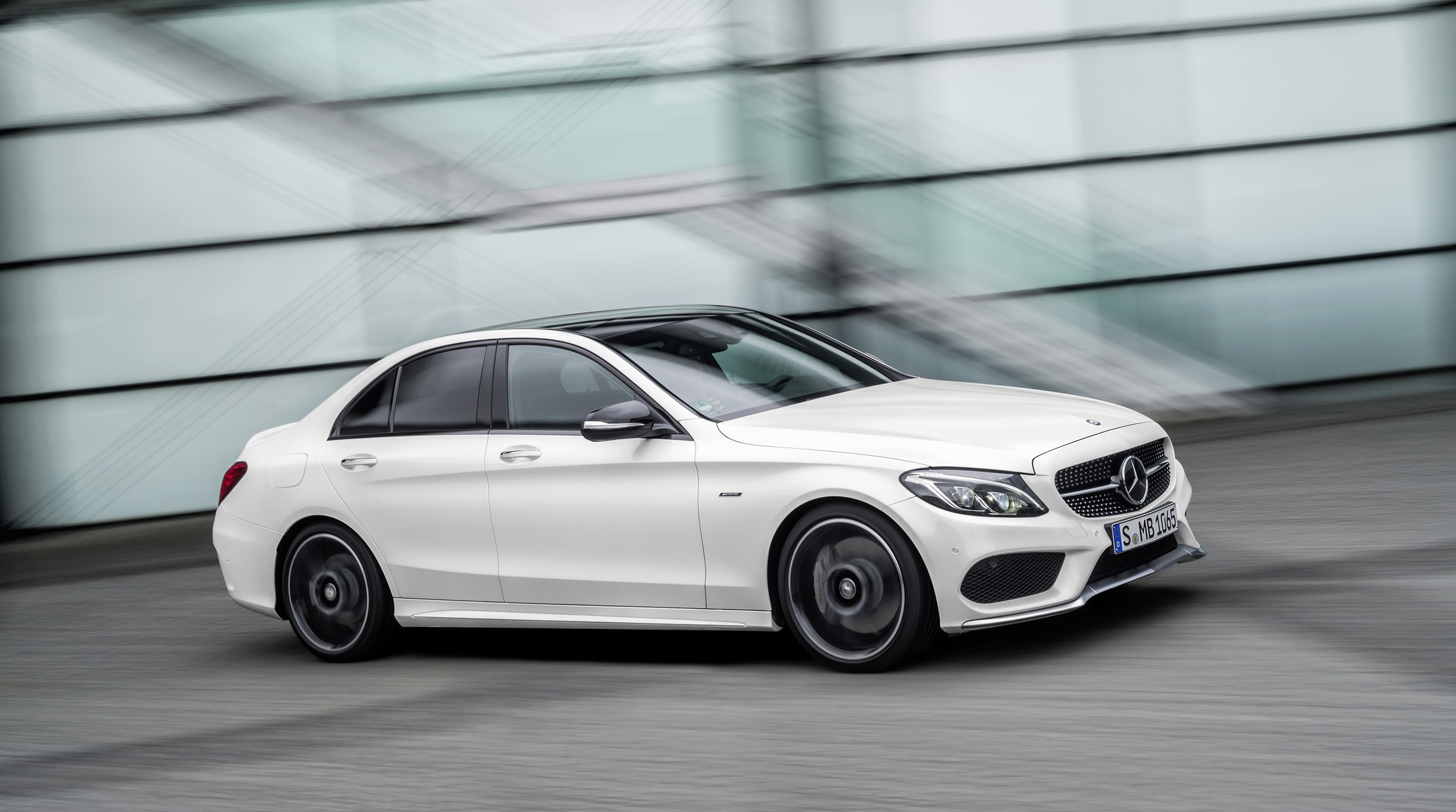 The mercedes benz c450 amg sport has s4 in its sights for Mercedes benz sports cars
