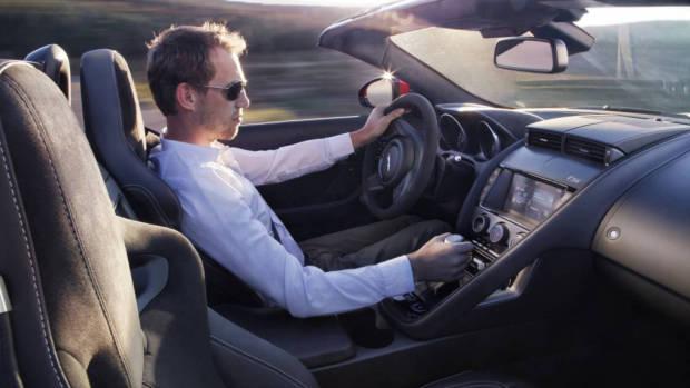 15/Jaguar/F-Type/V6 S Convertible/Cabin