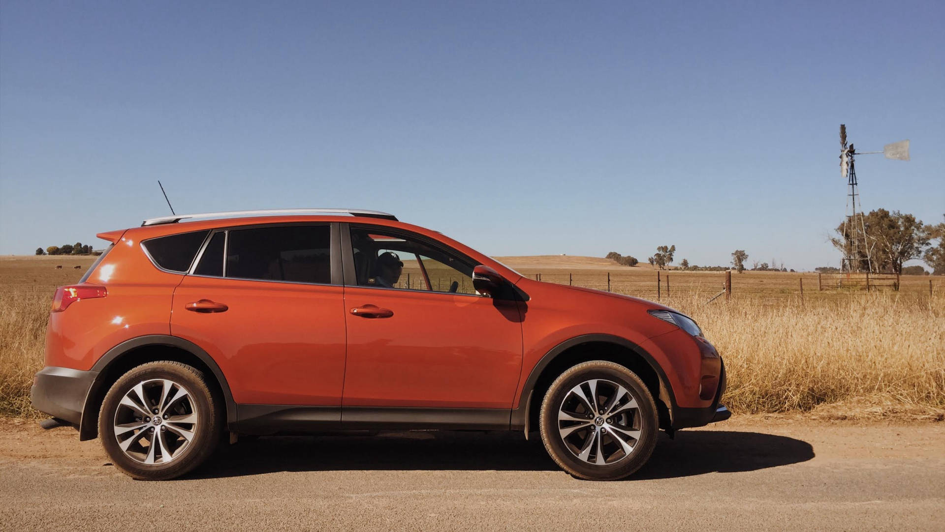 Road Trip Review 2015 Toyota Rav4 Cruiser Chasing Cars