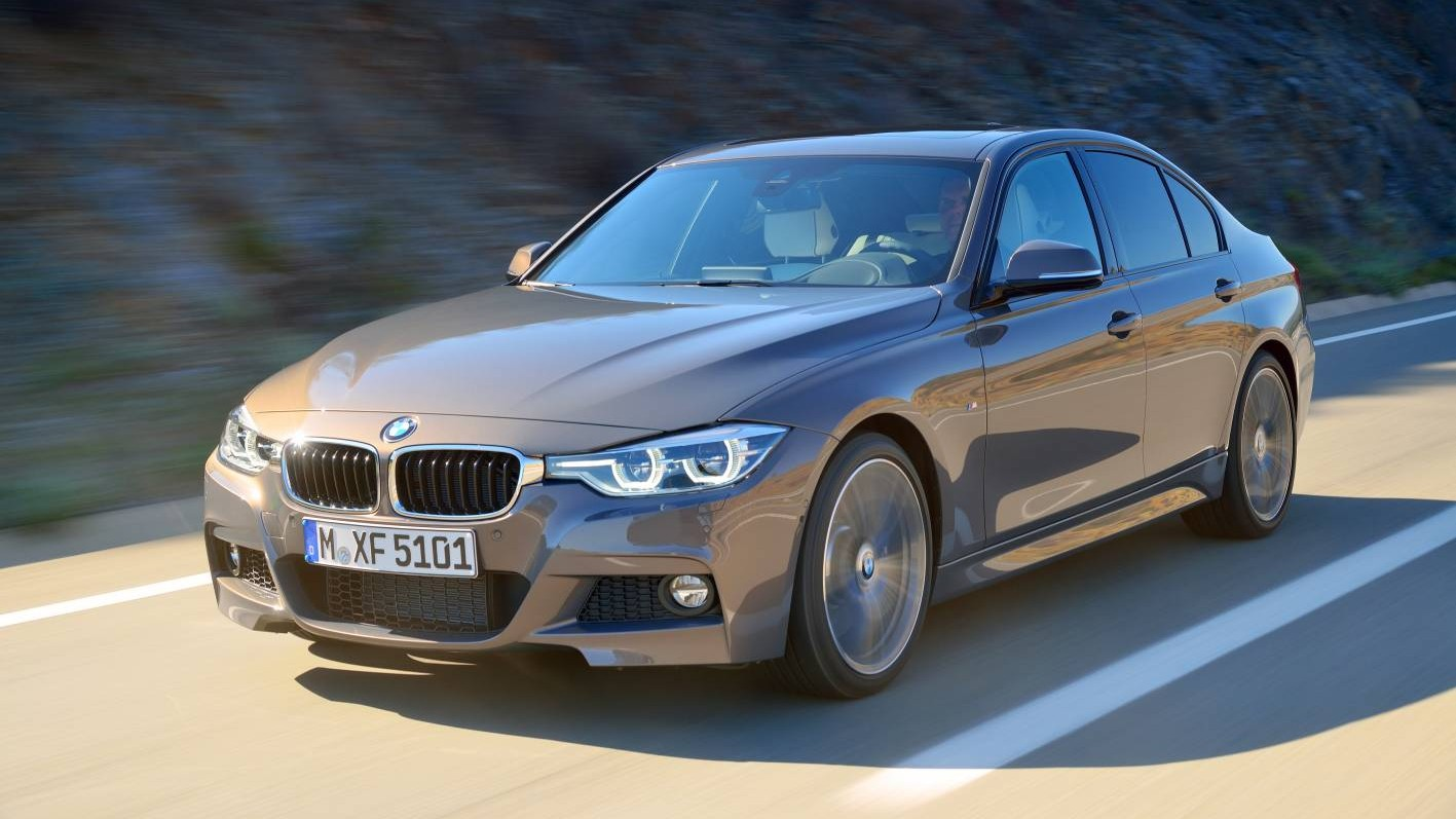 All New Engines For Revised Bmw 3 Series Chasing Cars