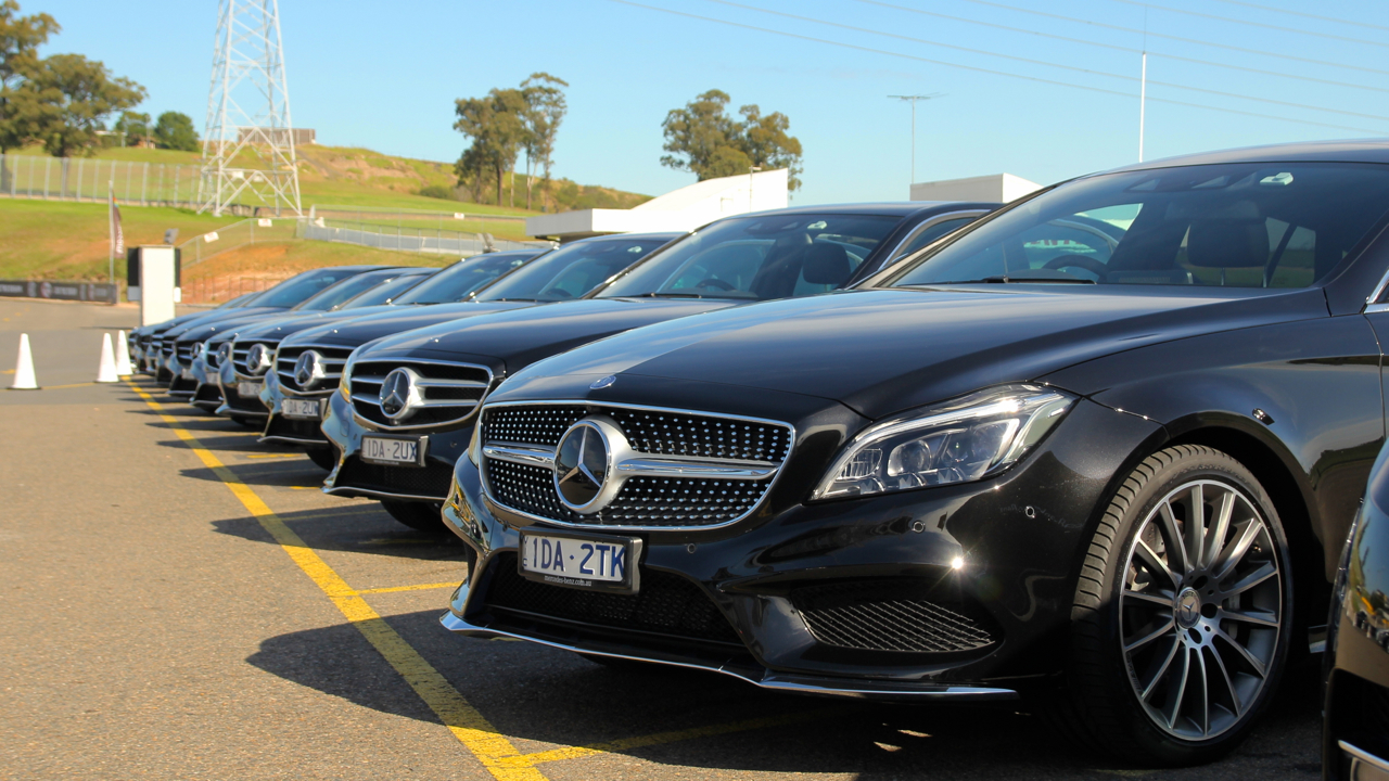 Mercedes benz driving academy review chasing cars for Mercedes benz academy