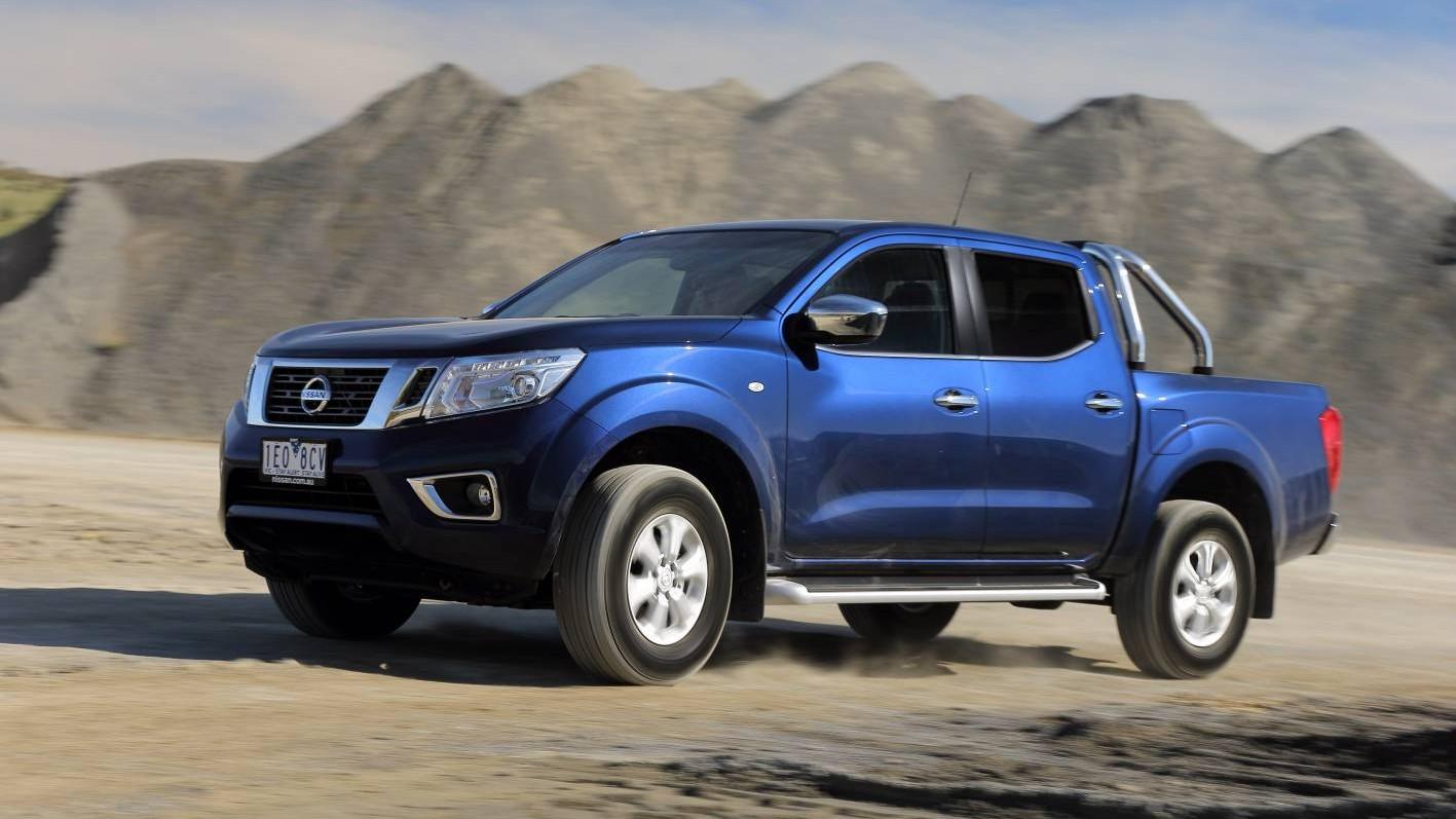Nissan Navara Ute News