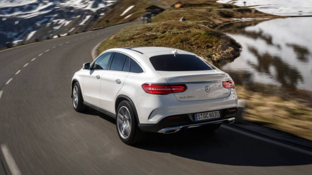 Mercedes Benz Gle Coupe 2016 Australian Price And Specs