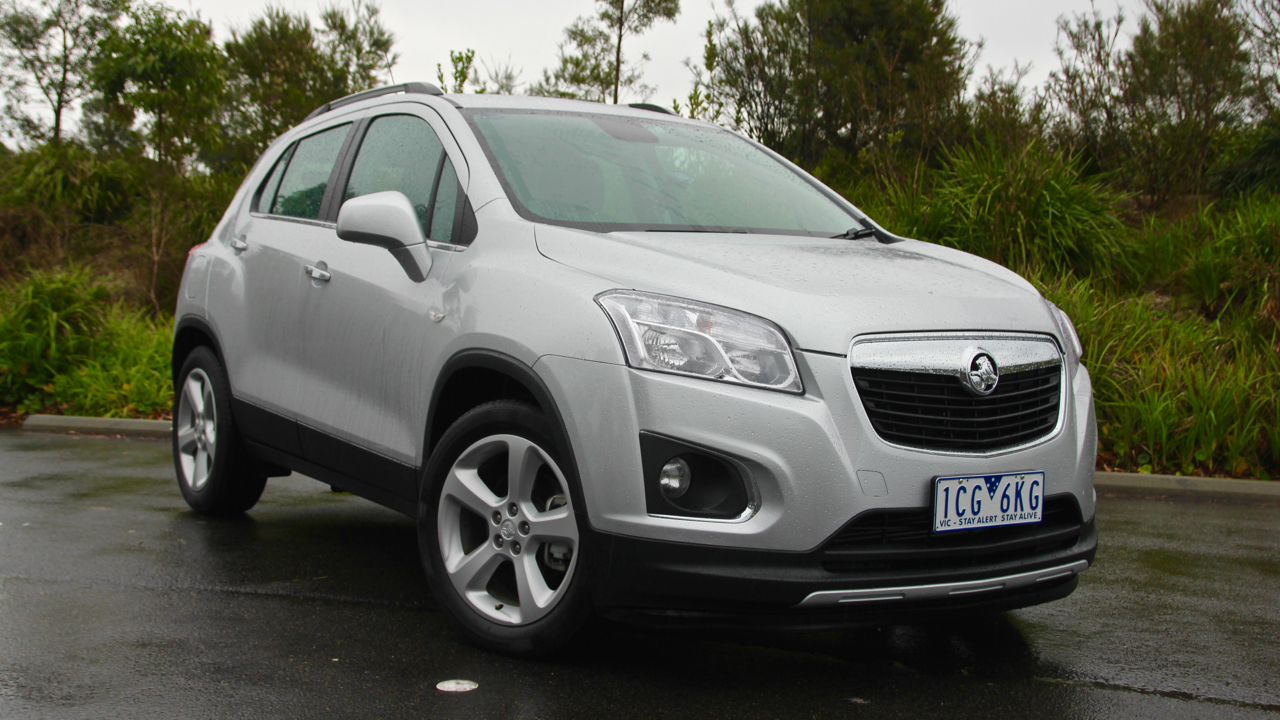 Holden Trax Review