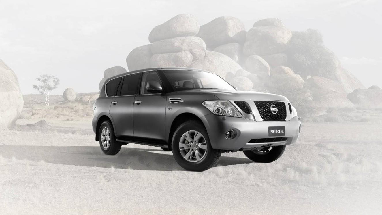 Nissan Patrol V8 Review