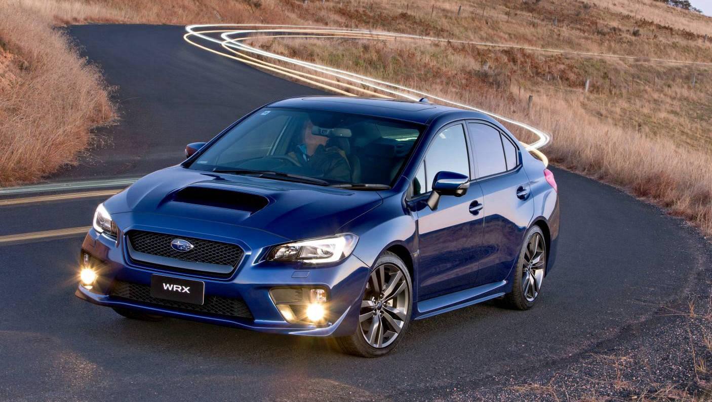 Subaru WRX Review