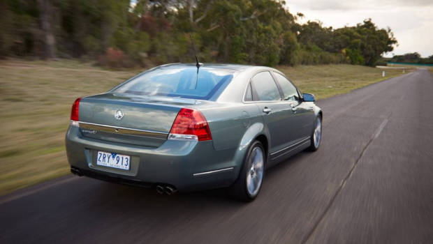 Holden Caprice Review