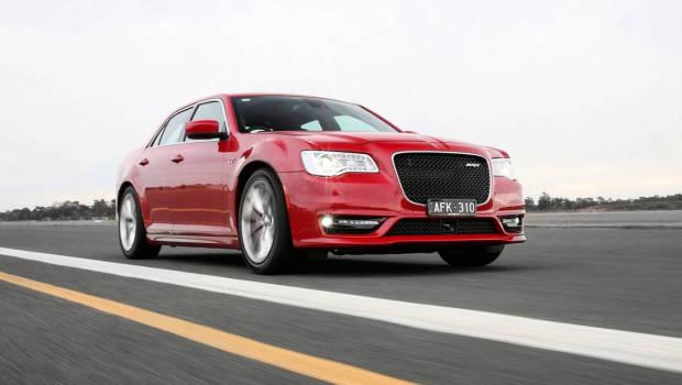 Chrysler 300 SRT Review