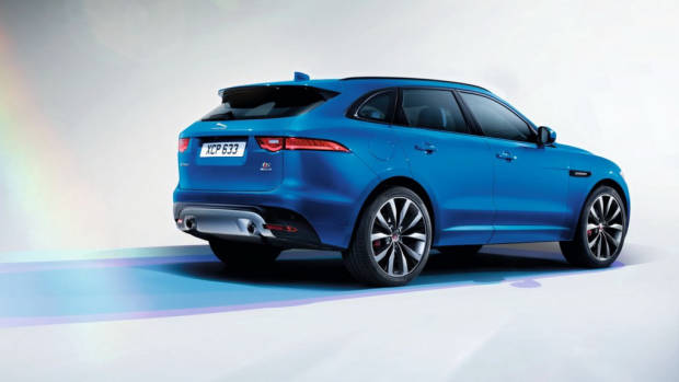 2016 jaguar f pace suv revealed with detailed specs. Black Bedroom Furniture Sets. Home Design Ideas