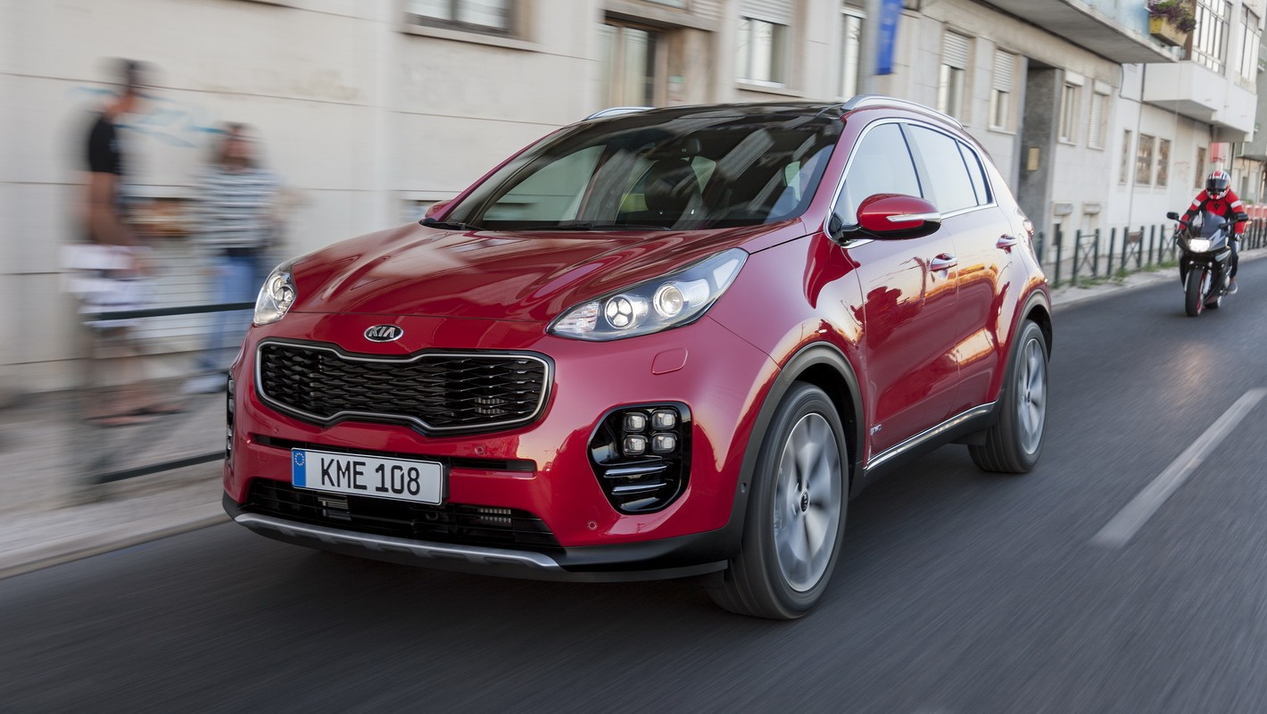 2016 kia sportage debuted and detailed for australia. Black Bedroom Furniture Sets. Home Design Ideas