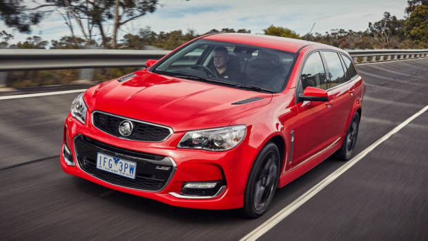 2015 Holden VF Commodore Series II