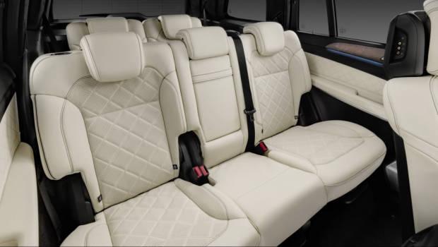 2016 Mercedes-Benz GLS-Class