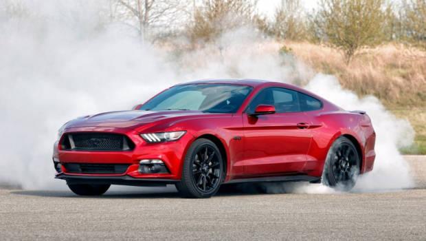 2016 Ford Mustang 5.0 V8