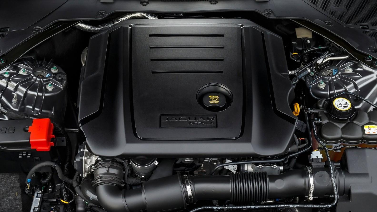 Jaguar Ingenium Four-Cylinder