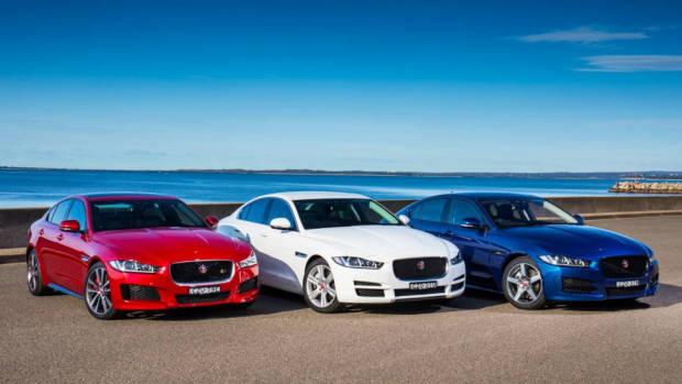 2015 Jaguar XE Range