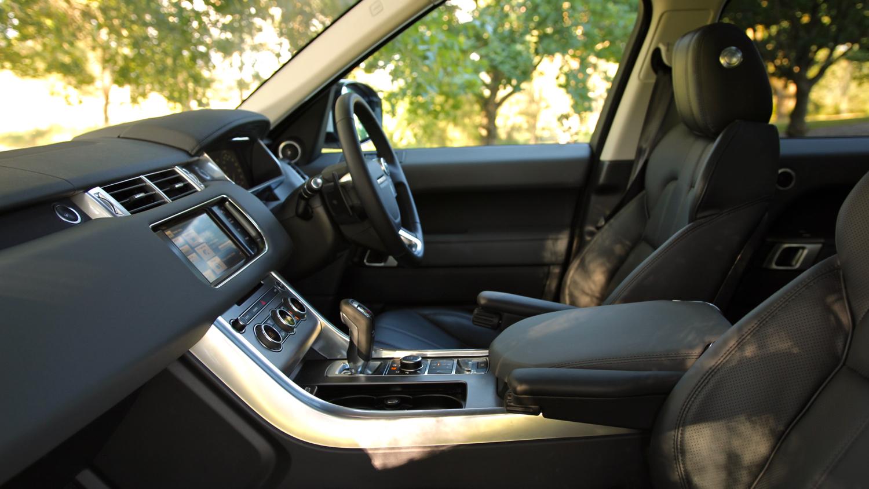 2016 Range Rover Sport Interior