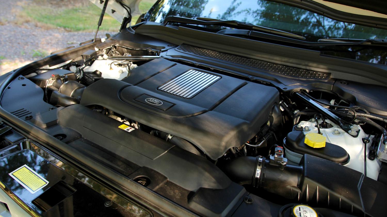 2016 Range Rover Sport SDV8