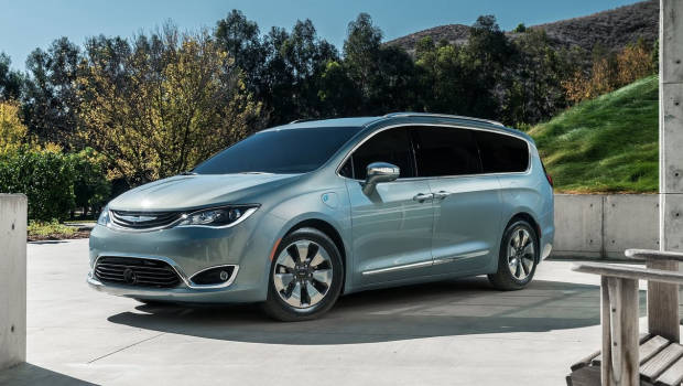 2016 Chrysler Pacifica
