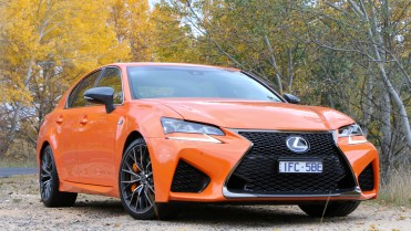 Lexus GS F Review - Chasing Cars