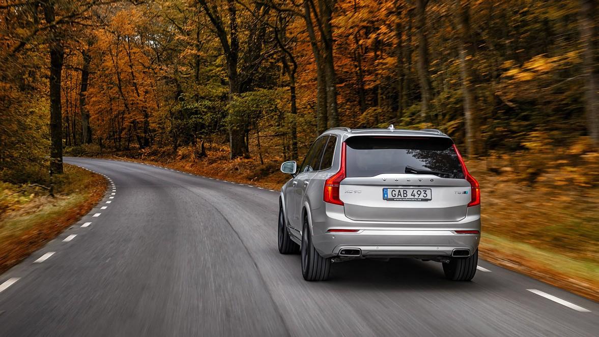 2016 Volvo XC90 T8 Polestar Performance Optimised