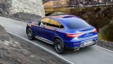2016 Mercedes-Benz GLC Coupe Details - Chasing Cars