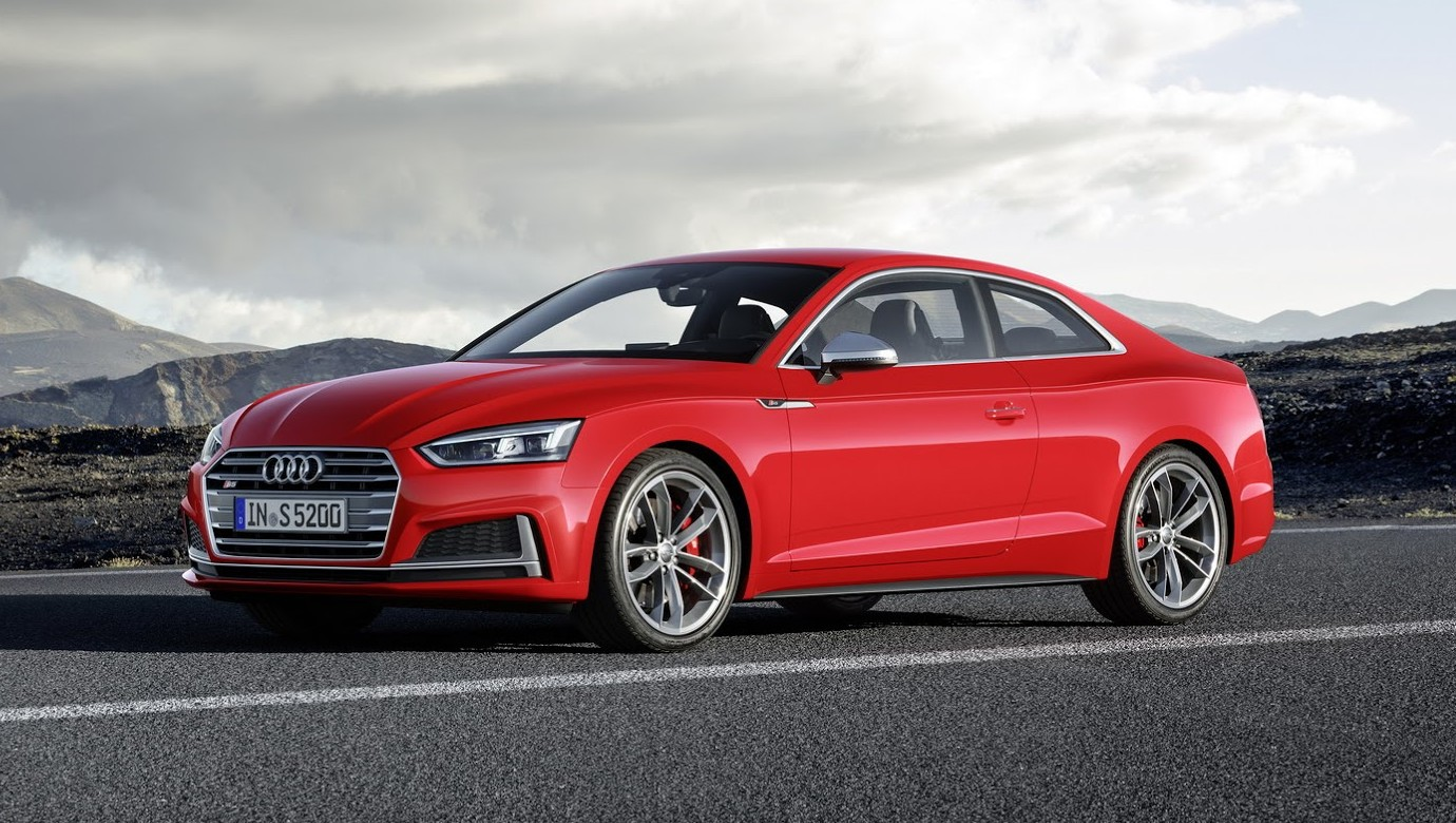 2017 Audi S5 Details - Chasing Cars