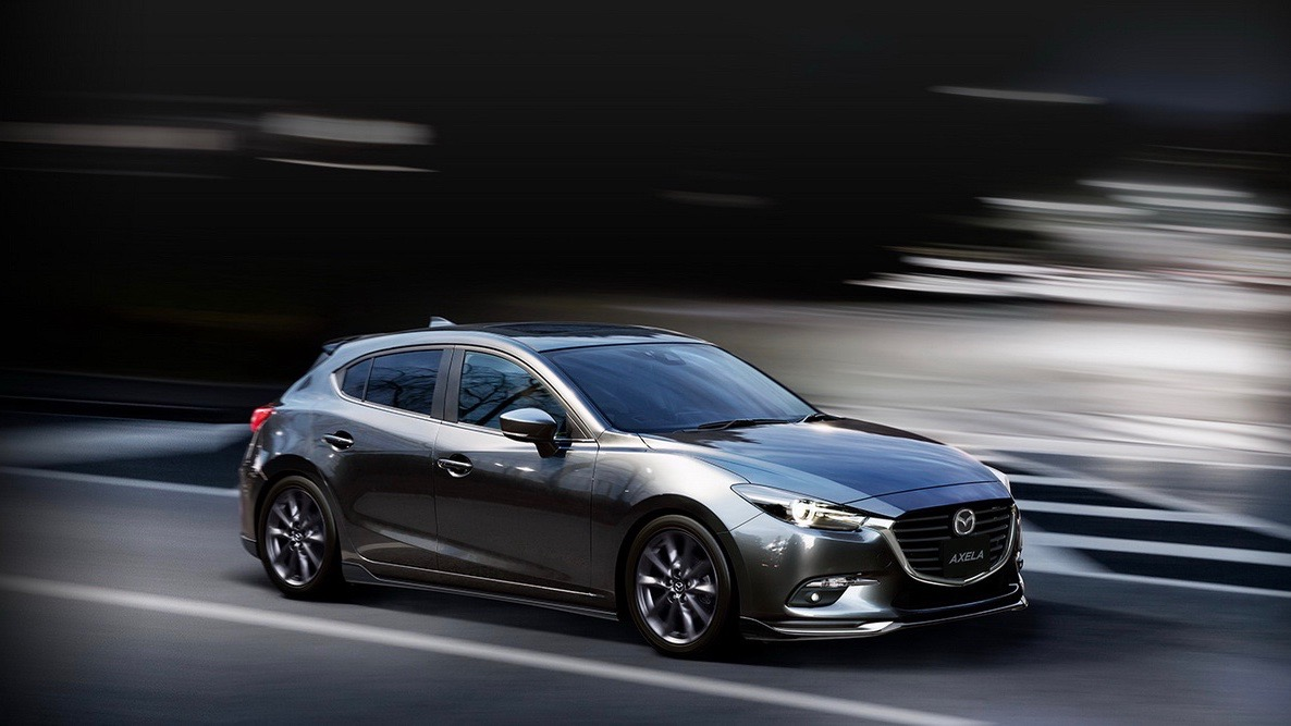 2017 mazda 3 facelift imminent for australia chasing cars. Black Bedroom Furniture Sets. Home Design Ideas