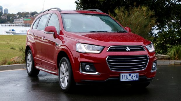 2016 Holden Captiva Review - Chasing Cars
