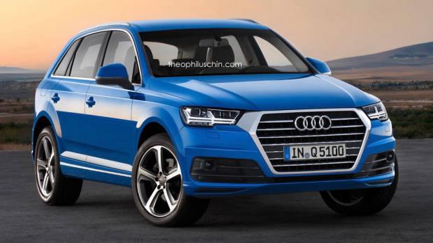2017 Audi Q5 - Chasing Cars