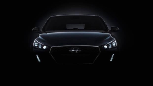2017 Hyundai i30 - Chasing Cars