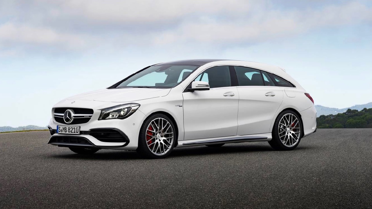 mercedes cla prices increase for 2017 new diesel added chasing cars. Black Bedroom Furniture Sets. Home Design Ideas