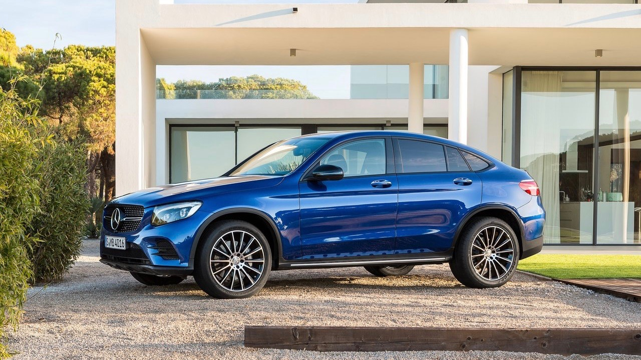 2017 Mercedes GLC Coupe Price - Chasing Cars