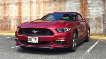 2016 Ford Mustang Convertible Review - Chasing Cars