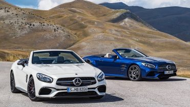 2017 Mercedes SL Price - Chasing Cars