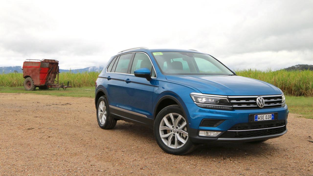 2017 Volkswagen Tiguan Review – Chasing Cars