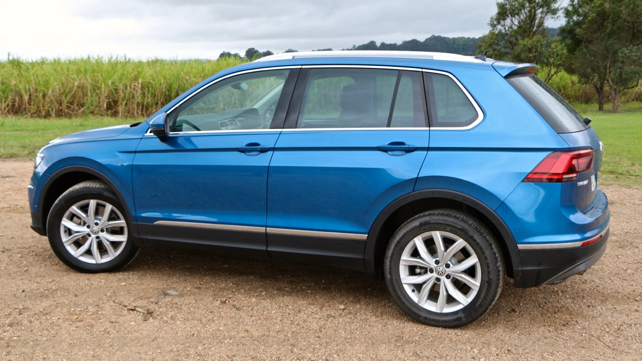 2017 Volkswagen Tiguan Review First Drive Chasing Cars
