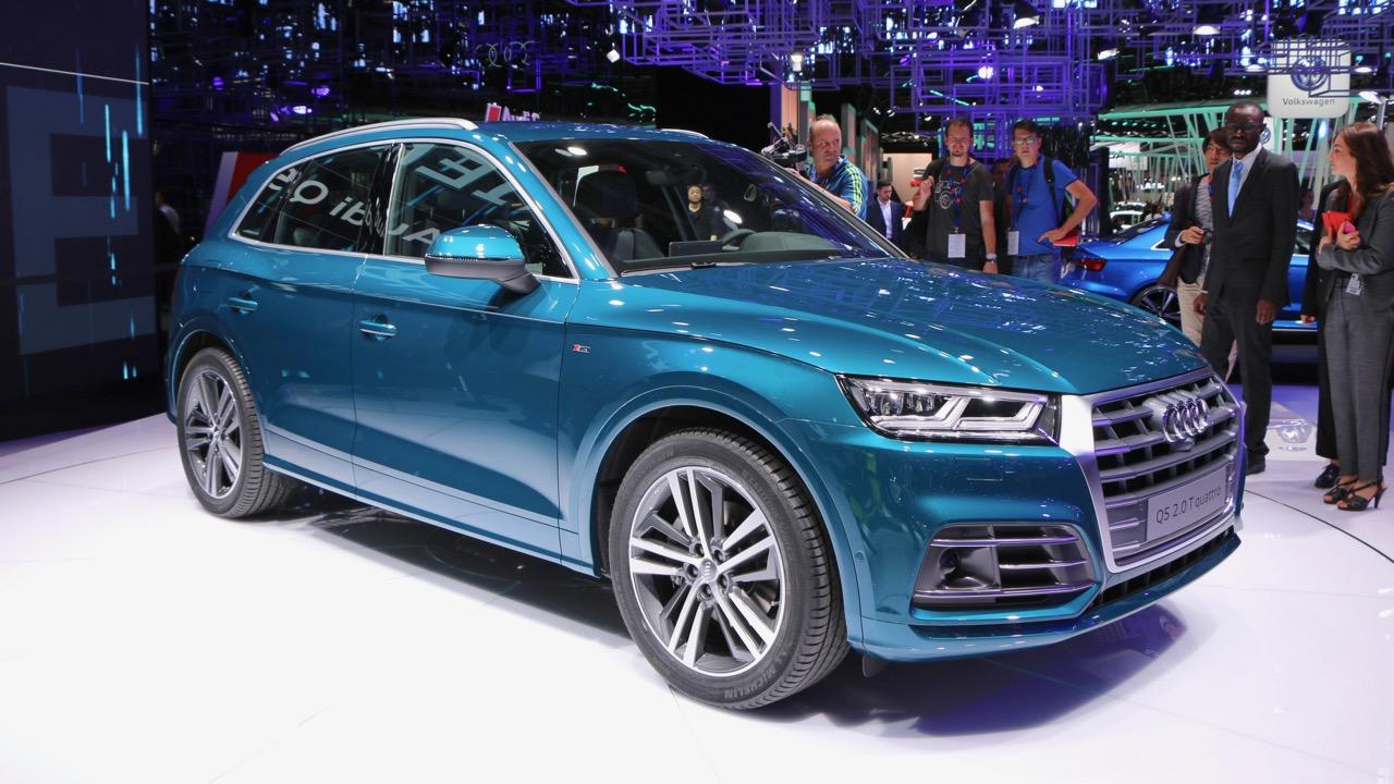 2017 Audi Q5 Specs – Chasing Cars