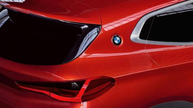 2018 BMW X2 Australia - Chasing Cars