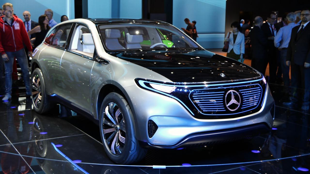 2019 Mercedes-Benz Generation EQ – Chasing Cars