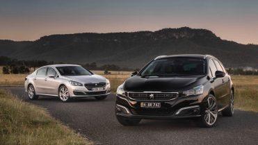 2016 Peugeot 508 range