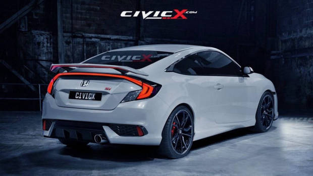 2017 Honda Civic Si preview – Chasing Cars