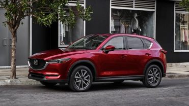 2017 Mazda CX-5 front – Chasing Cars
