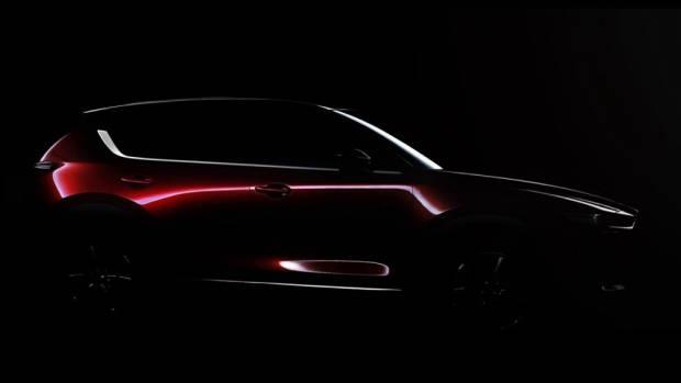 2017 Mazda CX-5 silhouette – Chasing Cars