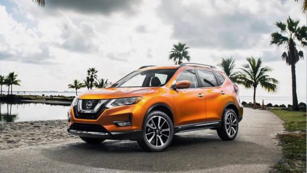 2017 Nissan X-Trail – Chasing Cars