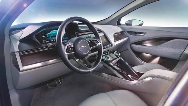 2019 Jaguar I-Pace Interior Concept – Chasing Cars