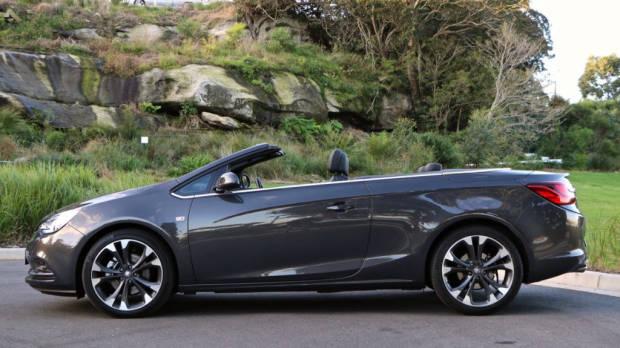 Cascada side profile – Chasing Cars